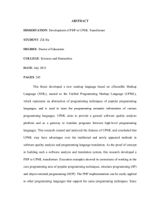 ABSTRACT DISSERTATION STUDENT DEGREE