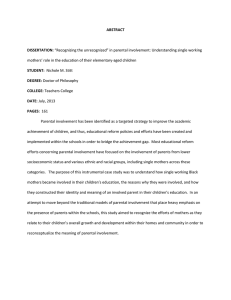 ABSTRACT  DISSERTATION: STUDENT: