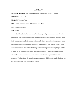 ABSTRACT RESEARCH PAPER STUDENT DEGREE
