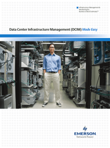 Data Center Infrastructure Management (DCIM)  Made Easy Infrastructure Management &