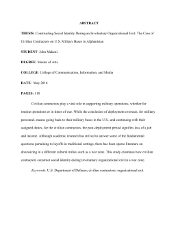 ABSTRACT THESIS STUDENT DEGREE
