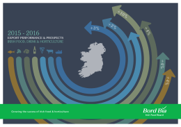 2015 - 2016 +4% +10% +2%