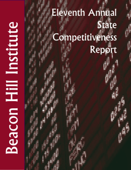 Beacon Hill Institute Eleventh Annual State Competitiveness