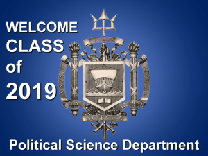 2019 CLASS of WELCOME