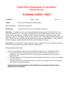 Aviation Safety Alert  United States Department of Agriculture Forest Service