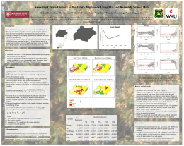Assessing Crown Dieback in the Ozark Highlands Using FIA and...