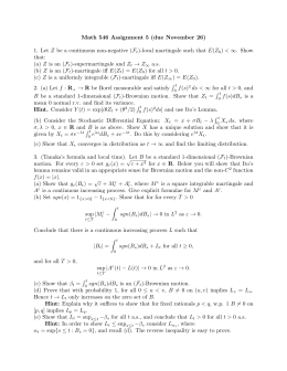 Math 546 Assignment 5 (due November 26)