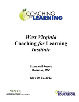 West Virginia Institute for
