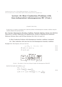 A model for improvement of water heating heat exchanger designs on