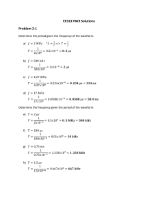 EE313 HW3 Solutions Problem 2-1