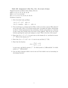 Math 120: Assignment 5 (Due Tue., Oct. 16 at start... Suggested practice problems (from Adams, 6th ed.):