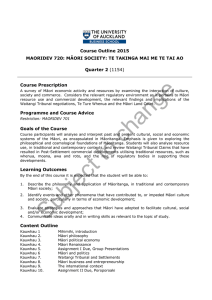 Course Outline 2015  Quarter 2