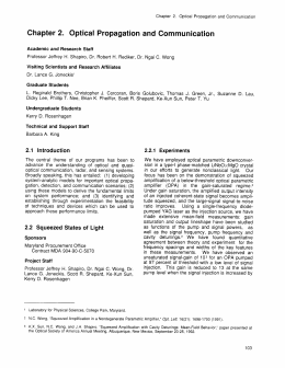 Chapter  2.  Optical  Propagation  and ...