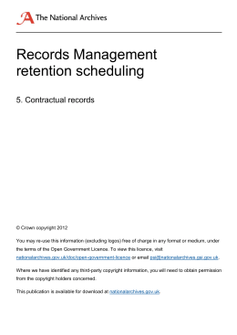 records management system essay The problem and the solution it is not available for medical records the paper-based system of medical information currently in use has no con.
