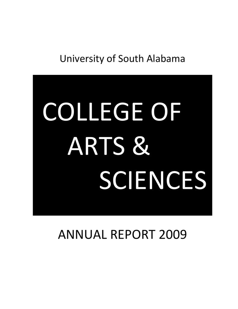 COLLEGE OF ARTS & SCIENCES