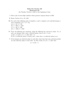 Math 312, Section 102 Homework #3