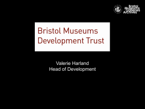 Valerie Harland Head of Development
