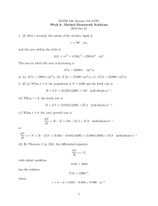 MATH 100, Section 110 (CSP) Week 6: Marked Homework Solutions