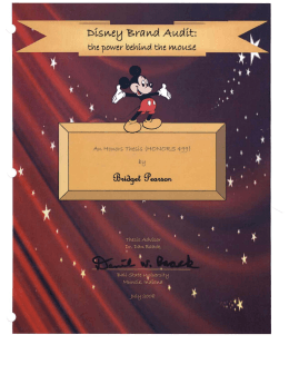euro disney case study summary