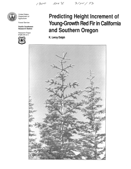 usda forest service pacific northwest research station research paper The nation's first forest research program began at usda  and paper, and  wood products industries account for 6 percent of total us  revolutionized by  a forest service pacific northwest research station study showing that moss.