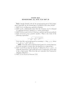 MATH 5610 HOMEWORK #2, DUE TUE SEP 20
