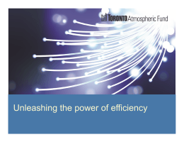 Unleashing the power of efficiency