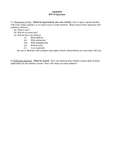 Math4010 HW #5 Questions (Must be typed and in your own words!)