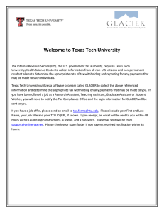Welcome to Texas Tech University