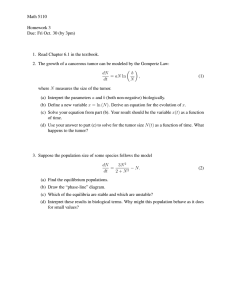 Math 5110 Homework 3 Due: Fri Oct. 30 (by 3pm)