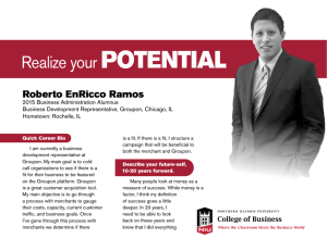 POTENTIAL Realize your Roberto EnRicco Ramos