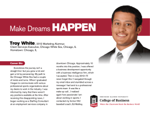 HAPPEN Make Dreams Troy White ,