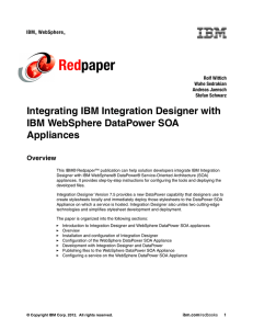WebSphere DataPower and the PCI DSS
