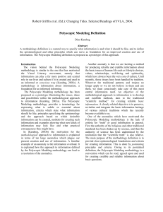 Polyscopic Modeling Definition