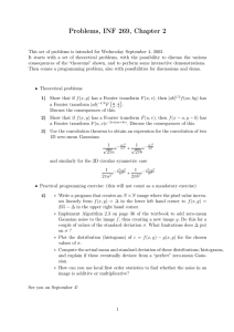 Problems, INF 269, Chapter 2
