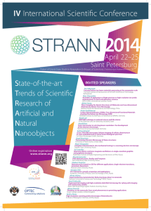 2014 IV State-of-the-art Trends of Scientific