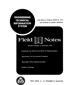 Notes Field INFORMATION SYSTEM
