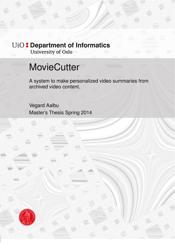 MovieCutter
