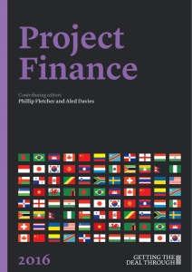 Project Finance 2016 201