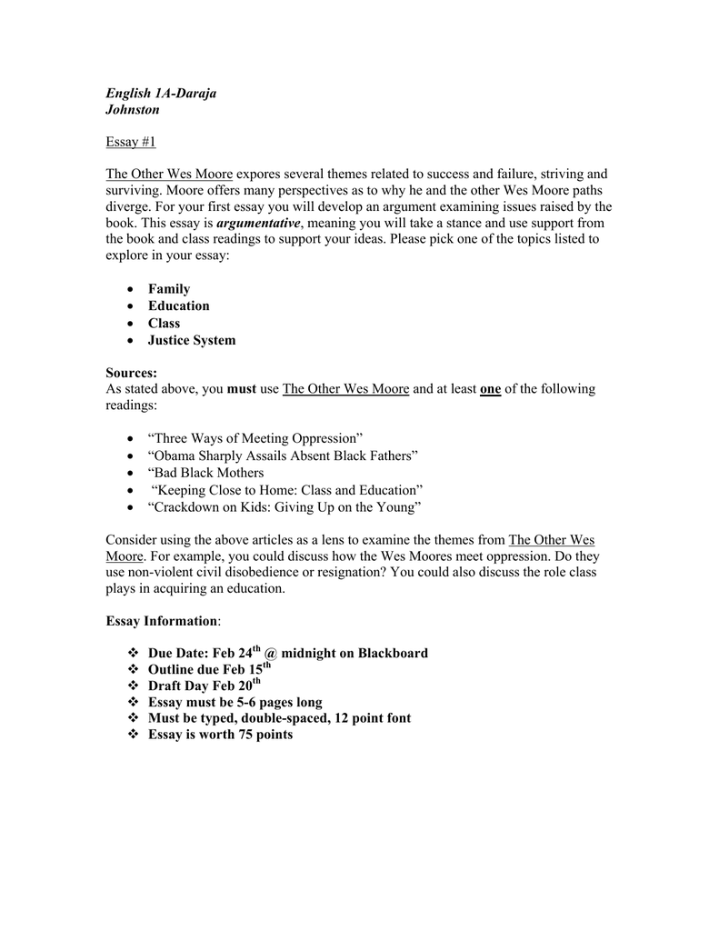 Compare And Contrast Essay Topics For High School Students  English Essay On Terrorism also Analysis Essay Thesis Example English Adaraja Johnston Essay  English Essays For High School Students