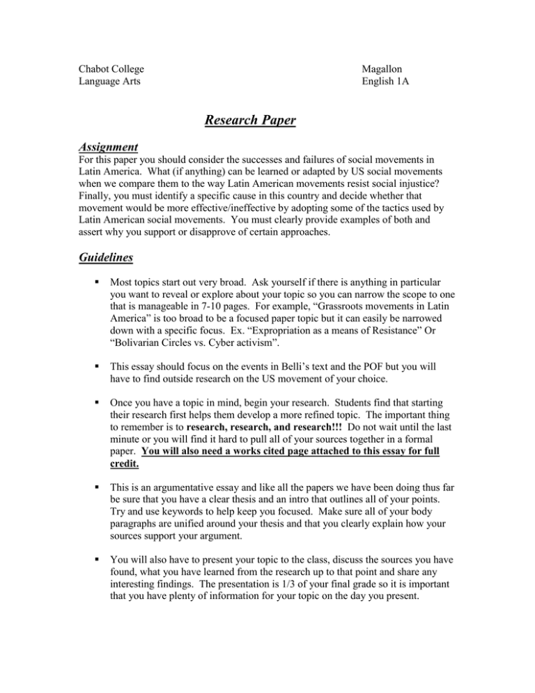 College research paper assignment help writing professional course work