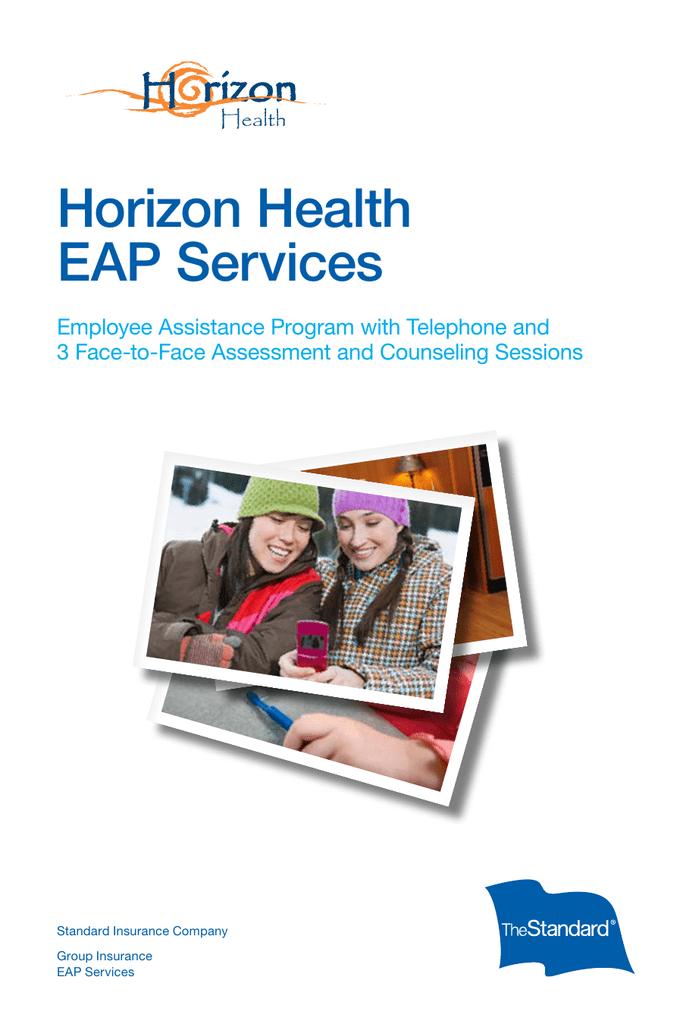 Horizon Health EAP Services izon r