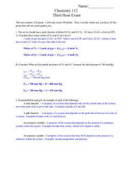 Chemistry - 1166