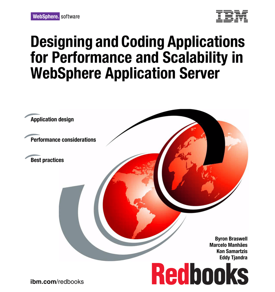 Designing and Coding Applications Performance and