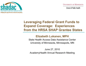 Leveraging Federal Grant Funds to E d C i