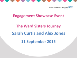 Sarah Curtis and Alex Jones Engagement Showcase Event The Ward Sisters Journey