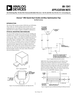 AN-1041 APPLICATION NOTE