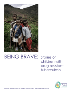 BEING BRAVE: Stories of children with drug-resistant