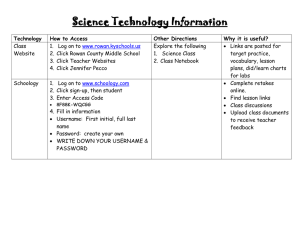 Science Technology Information