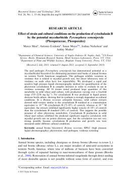 liebert® mc™ microchannel coil condenser biocontrol science and technology 2014 vol 24 no 1 53