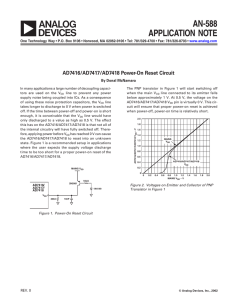 a AN-588 APPLICATION NOTE